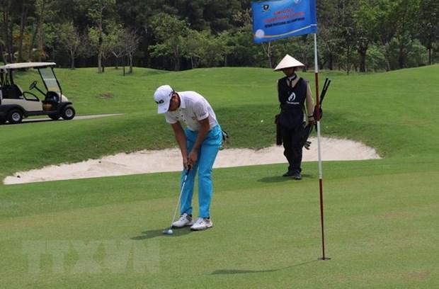 Giải vô địch Golf đối kháng chuyên nghiệp sẽ diễn ra tại Vĩnh Phúc