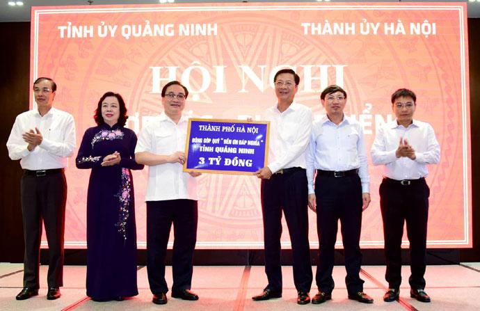 Hà Nội - Quảng Ninh: Thúc đẩy hợp tác, phát triển chặt chẽ trên nhiều lĩnh vực