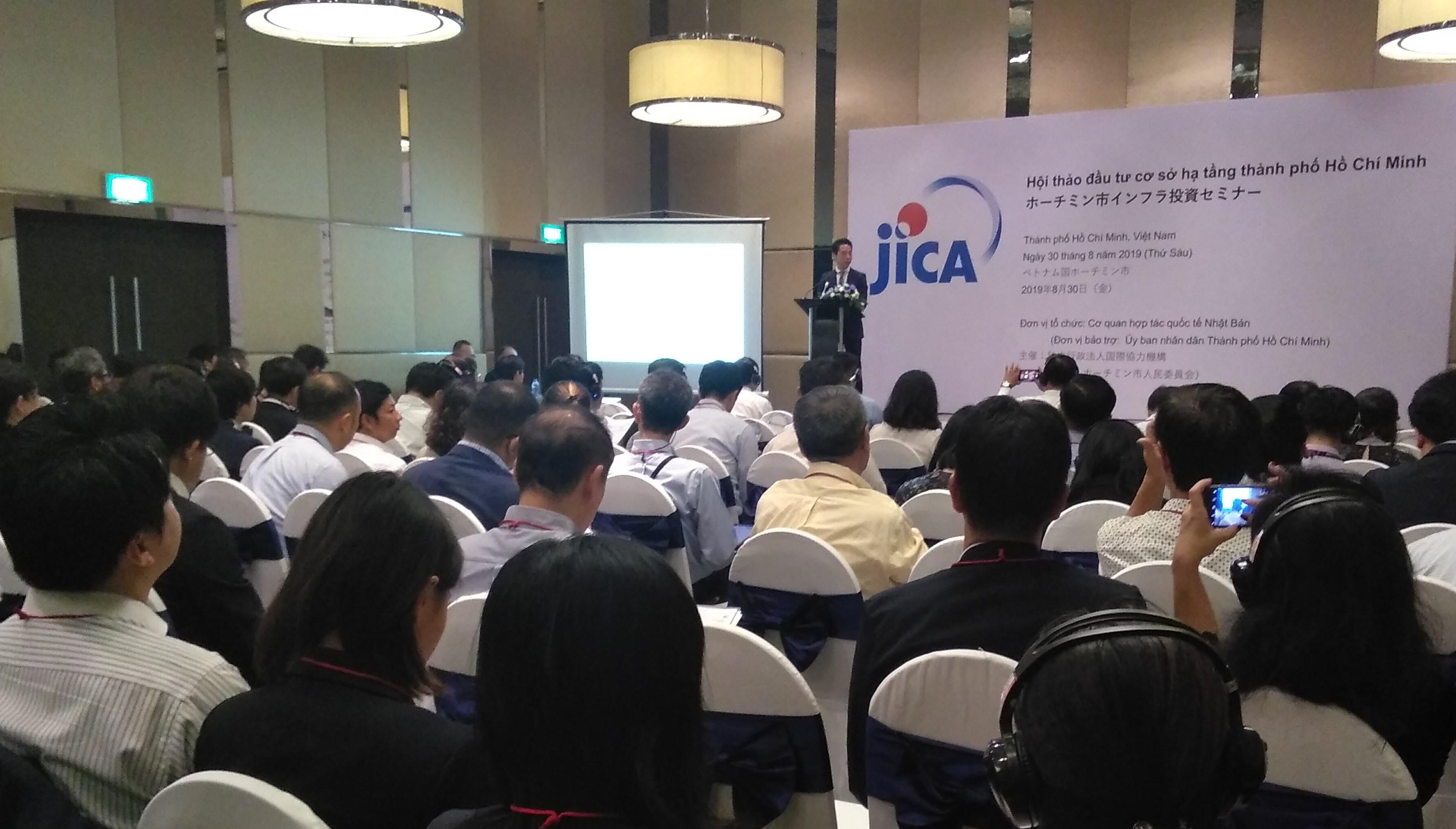 Nhiều cơ hội đầu tư cơ sở hạ tầng tại TP. Hồ Chí Minh