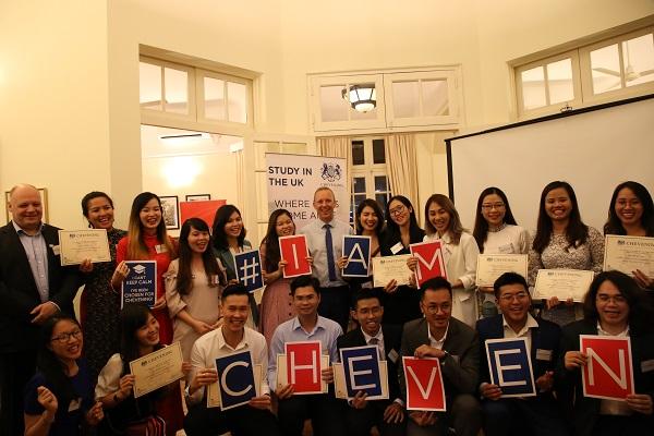 24 học giả nhận học bổng Chevening 2019