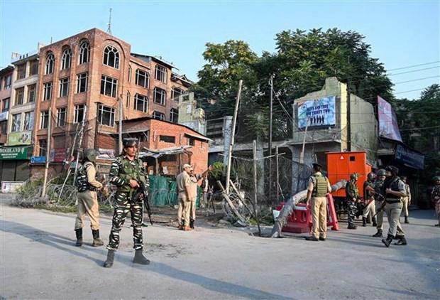Ấn Độ tăng cường an ninh tại Kashmir nhằm đối phó các vụ biểu tình