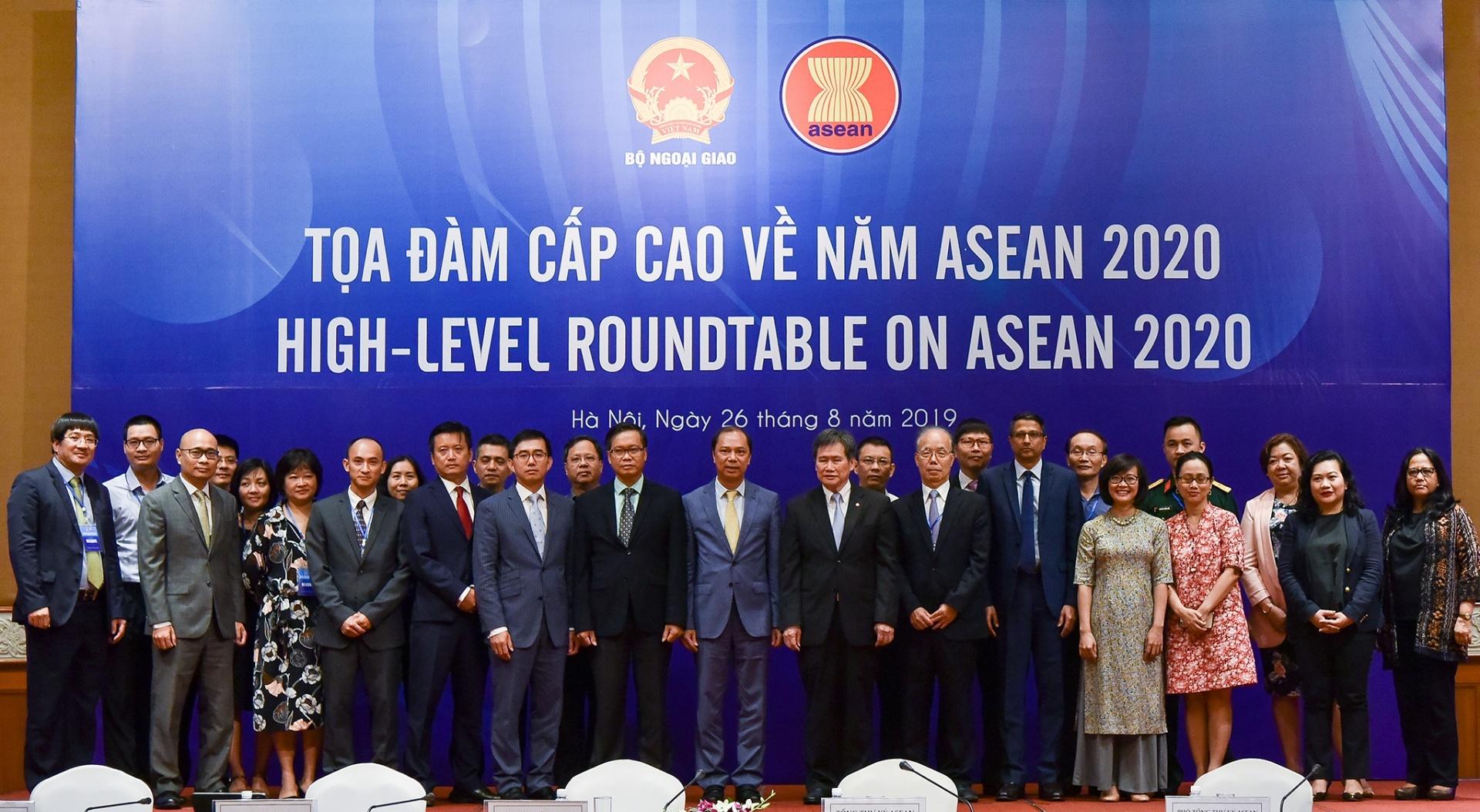 Tăng cường trao đổi phối hợp  giữa các nước ASEAN