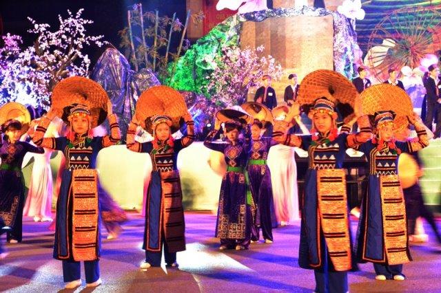 Ngày hội Văn hóa,Thể thao và Du lịch các dân tộc vùng Tây Bắc