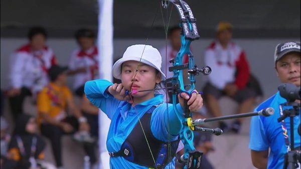Bắn cung Việt Nam phấn đấu giành 2 Huy chương Vàng tại SEA Games 30