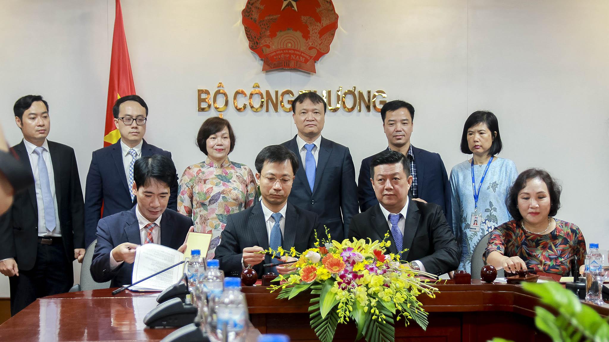 Khoảng 90% hàng hóa bán tại MM Mega Market Việt Nam là hàng Việt