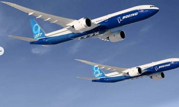 Boeing hoãn kế hoạch bàn giao dòng máy bay 777X
