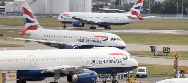 British Airways đã khắc phục xong sự cố kỹ thuật