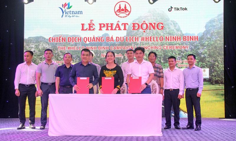 Quảng bá du lịch Ninh Bình thông qua các video ngắn