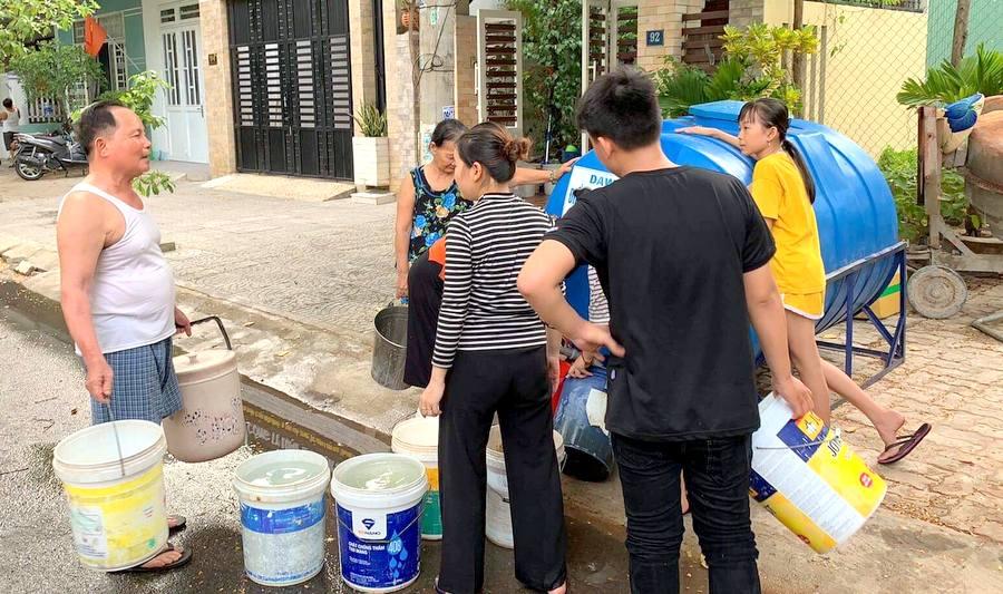 Đà Nẵng tìm giải pháp cấp nước sinh hoạt cho người dân