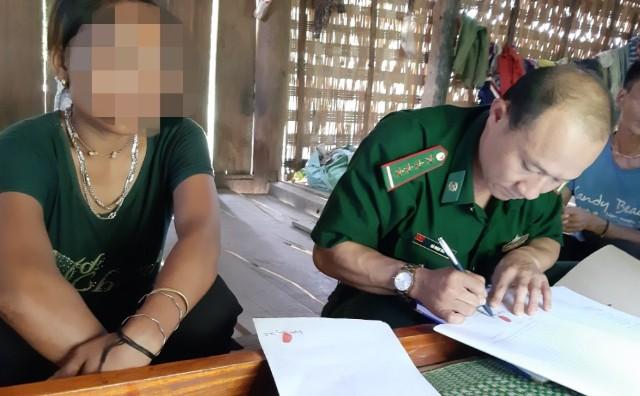 Bắt giữ đối tượng trong đường dây lừa bán phụ nữ ra nước ngoài