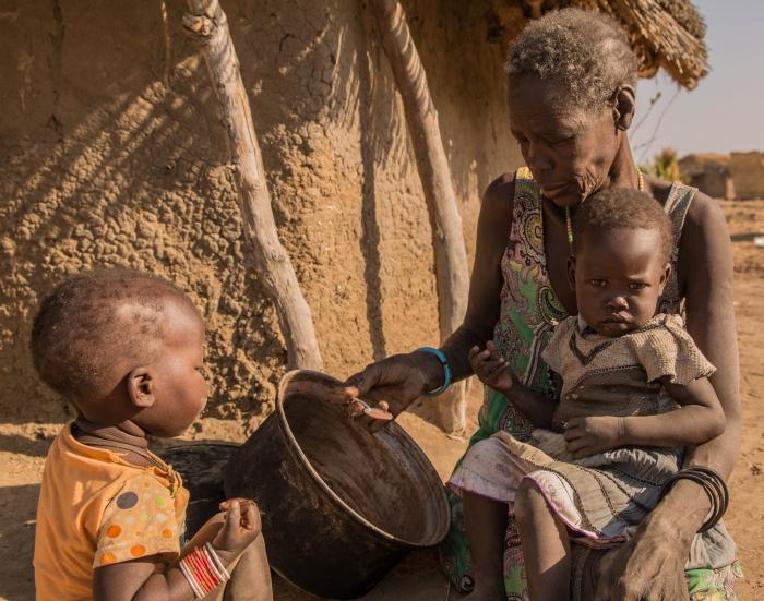 Hạn hán, xung đột khiến 8,7 triệu người dân Đông Phi lâm vào đói kém