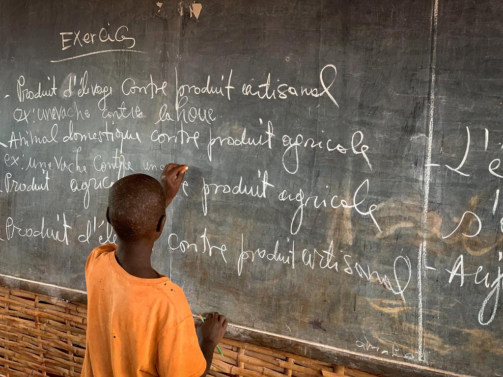 UNHCR: Hơn một nửa số trẻ em di cư trên thế giới không được đi học