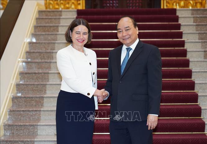 Thúc đẩy quan hệ Việt Nam - Australia phát triển mạnh mẽ hơn nữa