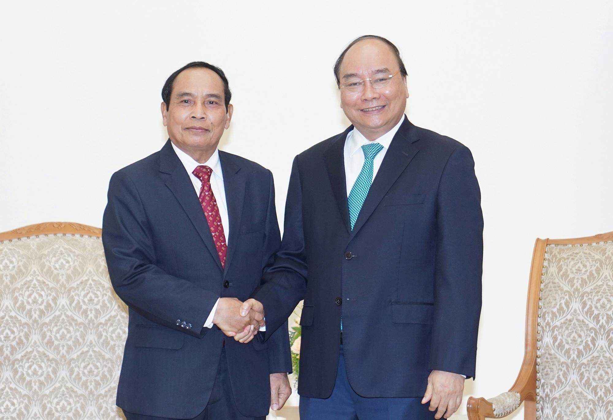 Việt Nam sẵn sàng hợp tác với Lào trong lĩnh vực thanh tra, kiểm tra