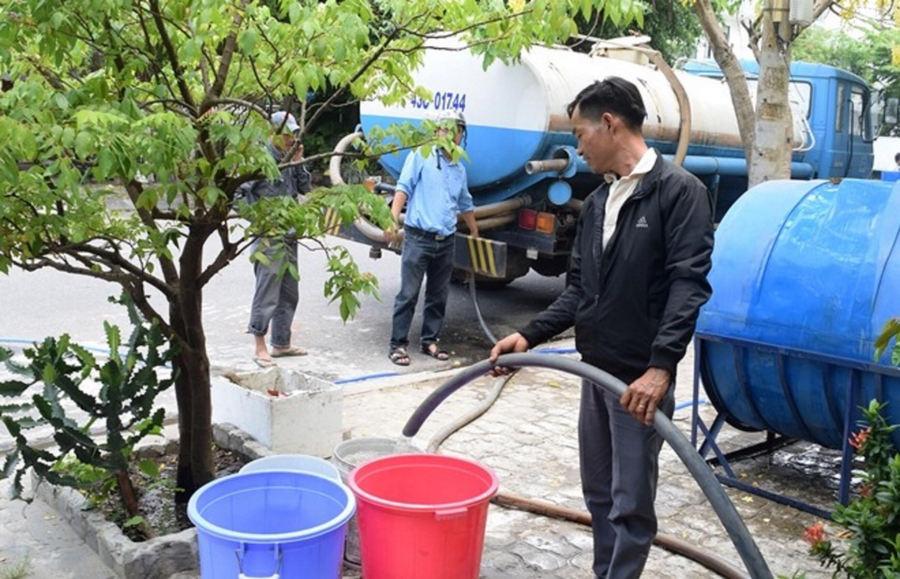 Đà Nẵng triển khai giải pháp đảm bảo cấp nước sinh hoạt cho dân