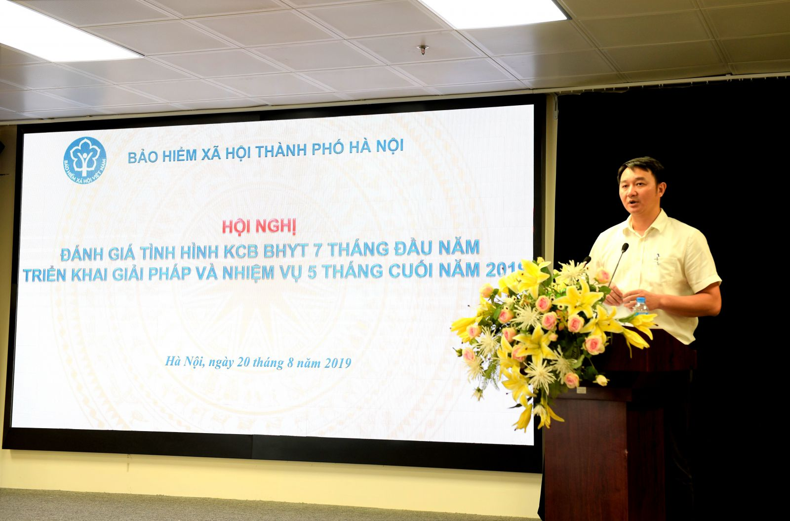 Hà Nội: Phổ biến Nghị quyết 05 của Hội đồng Thẩm phán Tòa án Nhân dân tối cao tới các cơ sở khám chữa bệnh BHYT