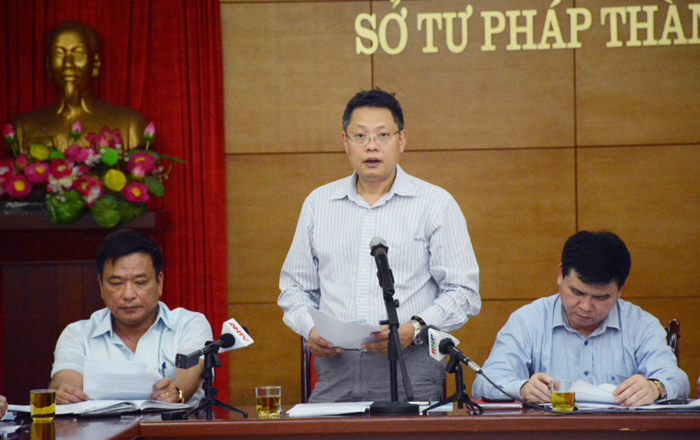 Hà Nội sẽ khai thác, nâng cấp phần mềm cảnh báo điểm ngập lụt
