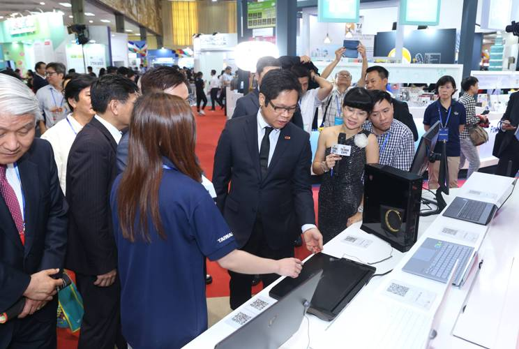 Khai mạc Triển lãm thương mại sản phẩm Đài Loan 2019