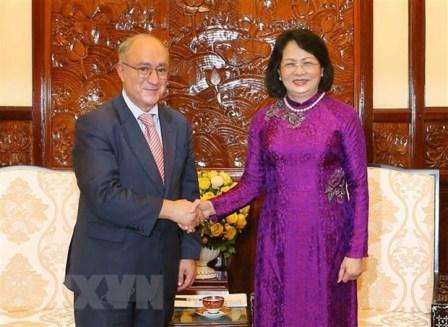 Phát triển quan hệ Đối tác chiến lược Việt Nam - CHLB Đức
