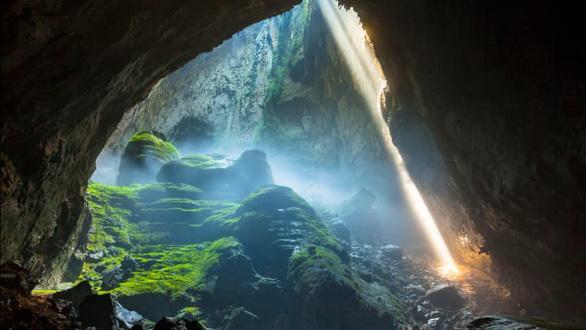 Sơn Đoòng lọt top 9 các cuộc phiêu lưu vĩ đại thế giới