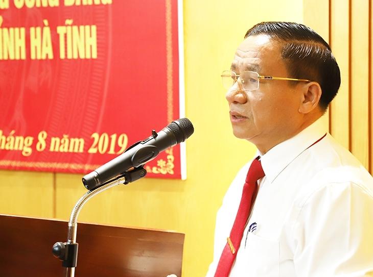 Chỉ định 8 Ủy viên BCH Đảng bộ tỉnh Hà Tĩnh nhiệm kỳ 2015 - 2020