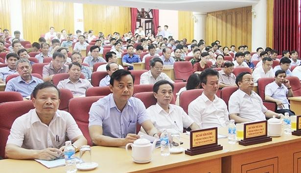 Hà Tĩnh: Bồi dưỡng kiến thức, hướng dẫn nghiệp vụ công tác nội chính, phòng chống tham nhũng và cải cách tư pháp
