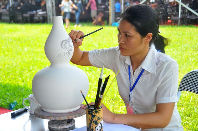 Đặc sắc sản phẩm làng nghề truyền thống Hà Nội