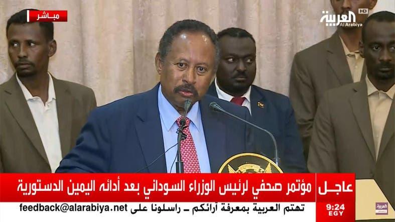 Tân Thủ tướng Sudan ưu tiên xây dựng hòa bình và phát triển kinh tế