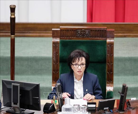 Ba Lan có chủ tịch Quốc hội mới