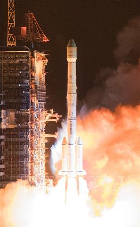 Trung Quốc lần đầu tiên phóng thành công tên lửa Smart Dragon-1