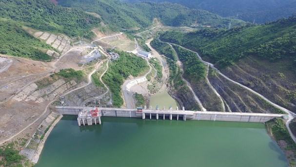 Hồ Thủy điện Bản Vẽ cắt hoàn toàn đợt lũ có tần suất 20 năm mới gặp