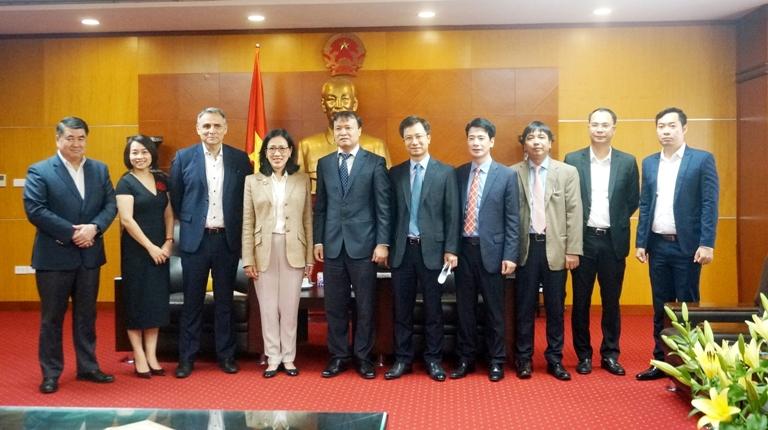 5 mặt hàng Việt Nam trong Tuần hàng Việt Nam tại Thái Lan