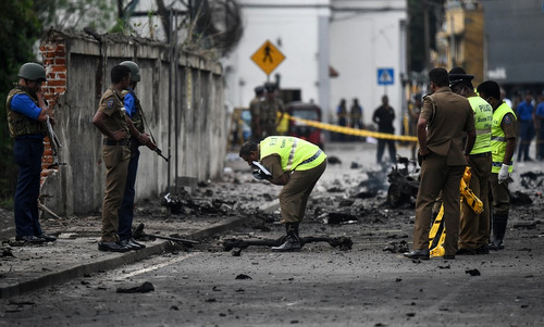 Sri Lanka chấm dứt lệnh tình trạng khẩn cấp