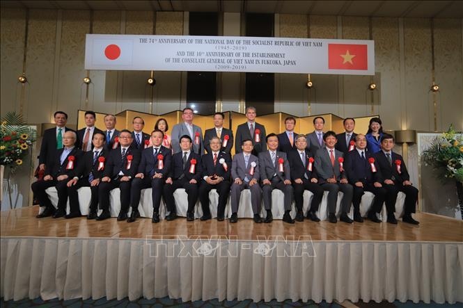 Thắm tình hữu nghị Việt Nam - Nhật Bản