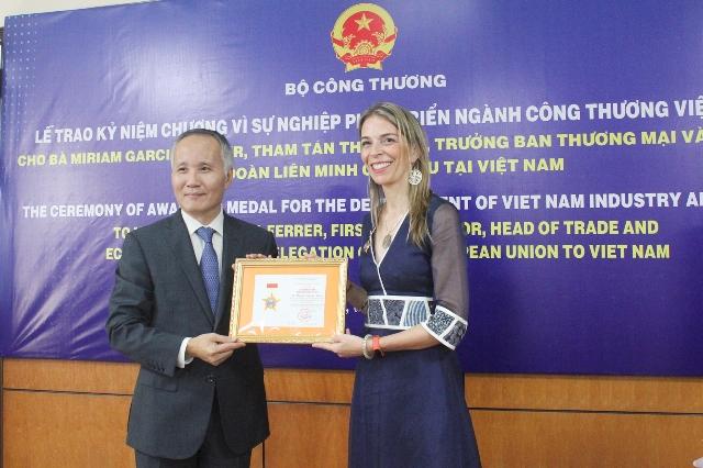 Đề cao vai trò cầu nối của các đại sứ trong mối quan hệ Việt Nam - EU