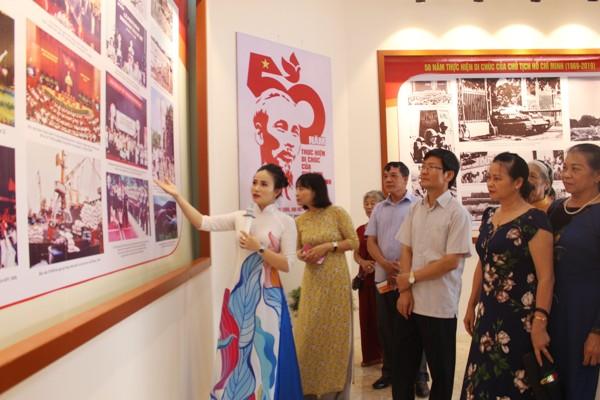 Hải Dương: Thiết thực tổ chức các hoạt động kỷ niệm 50 năm thực hiện Di chúc của Bác
