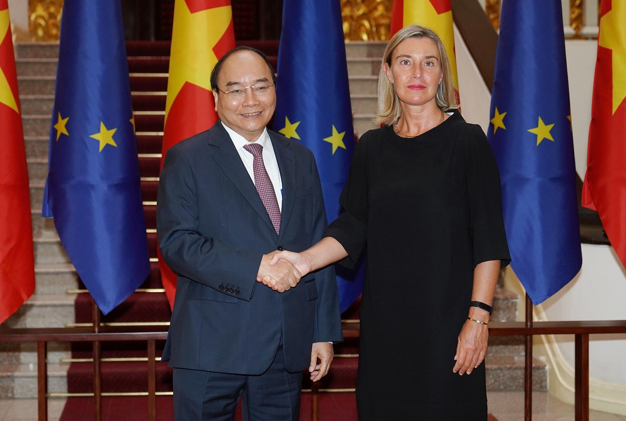 EU ủng hộ tự do, an ninh và an toàn hàng hải tại Biển Đông
