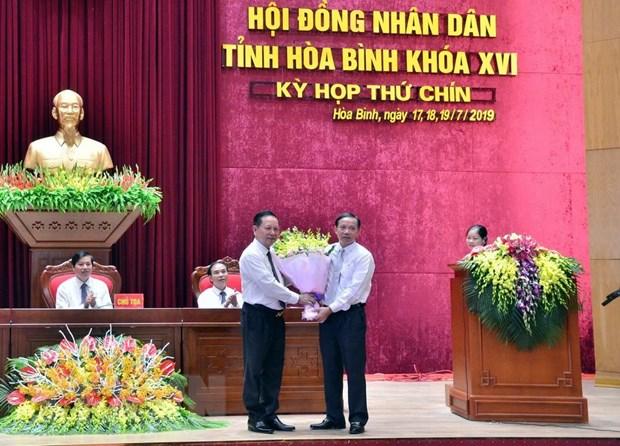 Thủ tướng phê chuẩn nhân sự UBND 2 tỉnh Hòa Bình và Lai Châu