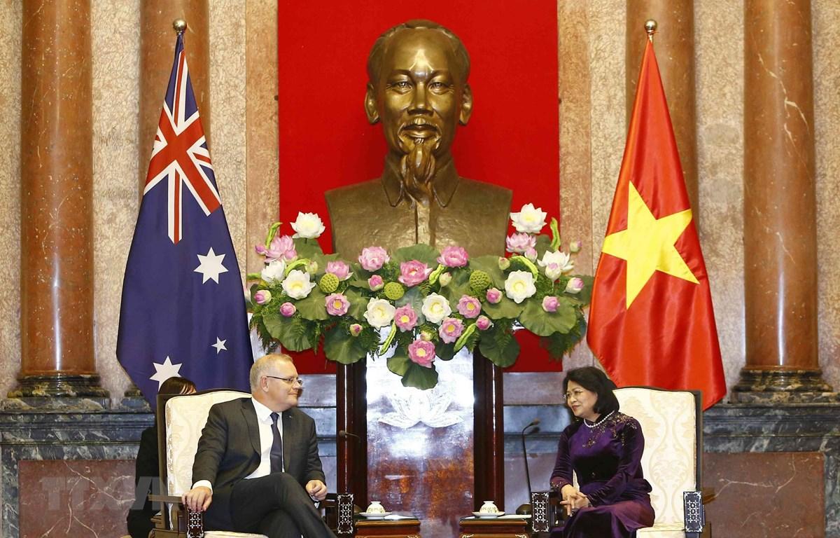 Việt Nam luôn coi trọng tăng cường quan hệ với Australia