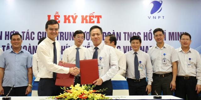 Thúc đẩy hợp tác Trung ương Đoàn và VNPT về viễn thông, công nghệ thông tin