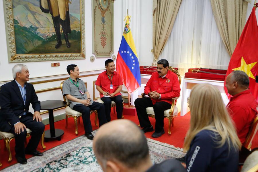 Venezuela và Colombia đánh giá cao vai trò, vị thế của Đảng Cộng sản Việt Nam