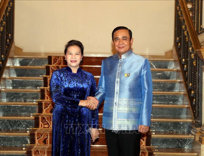 Việt Nam - Thái Lan hợp tác giải quyết vấn đề ngư dân