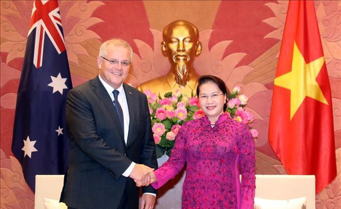 Hợp tác hai Quốc hội Việt Nam - Ô-xtrây-li-a ngày càng hiệu quả