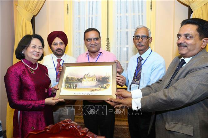 Tăng cường giao lưu hữu nghị giữa nhân dân Việt Nam và nhân dân Ấn Độ