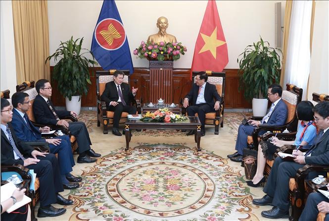 Chuẩn bị tốt nhất cho nhiệm kỳ Việt Nam là Chủ tịch ASEAN