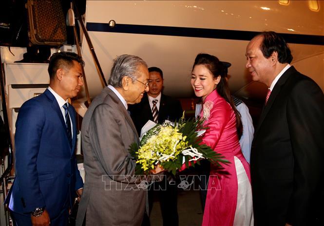 Thủ tướng Ma-lai-xi-a thăm chính thức Việt Nam