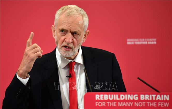 Vấn đề Brexit: Công đảng Anh hối thúc bãi nhiệm Thủ tướng Boris Johnson