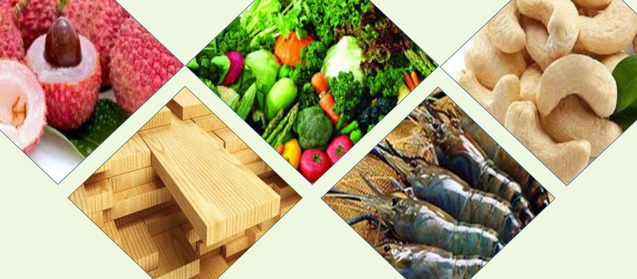 [Infographic] 8 tháng, xuất khẩu nông, lâm, thủy sản đạt hơn 26 tỷ USD