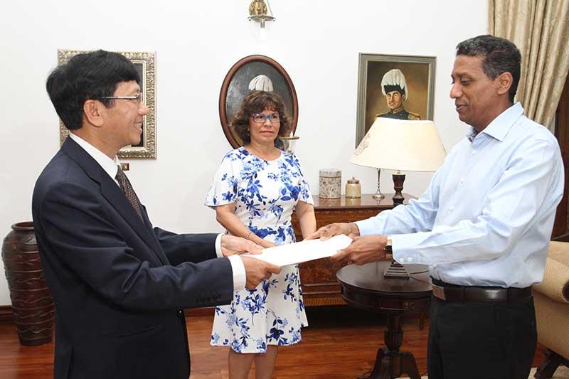 Tiếp tục thúc đẩy quan hệ hợp tác hữu nghị Việt Nam - Seychelles
