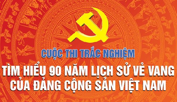 Hà Tĩnh: Hơn 7.000 lượt người thi tìm hiểu 90 năm lịch sử vẻ vang của Đảng